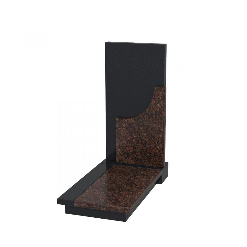 Заказать гранитный памятник фигурный из габбро-диабаза купить