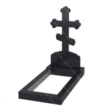 Комплект с крестом из габбро-диабаза